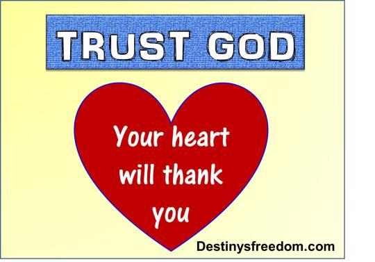 Q34 Trust God
